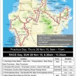 Road Closure Notification for Challenge Laguna Phuket Tri-Fest 2015